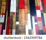 vintage wood background... | Shutterstock . vector #1562509786