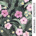 Seamless Botanical Pattern For...