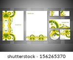 abstract business background  ... | Shutterstock .eps vector #156265370