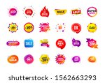 sale banner badge. special... | Shutterstock .eps vector #1562663293