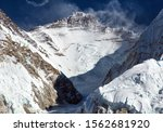 View Of Mount Lhotse From...