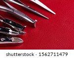 set of medical equipment....   Shutterstock . vector #1562711479