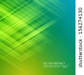 green background. vector... | Shutterstock .eps vector #156274130