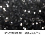 Defocused Abstract Black...