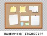 Cork Bulletin Board Texture...
