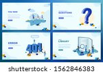 trendy flat illustration. you... | Shutterstock .eps vector #1562846383