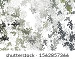 light gray vector template with ... | Shutterstock .eps vector #1562857366
