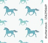 vector seamless pattern with... | Shutterstock .eps vector #156290669