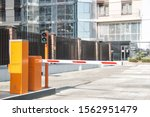 Automatic  Electric Barrier At...