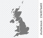 blank map of united kingdom....