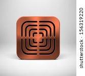 technology app icon  button ...