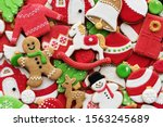 Assortment Of Decorated...