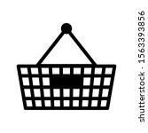 shopping  basket vector icon....