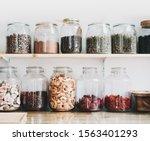 Organic Bulk Products In Zero...