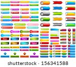 illustration of collection of... | Shutterstock .eps vector #156341588