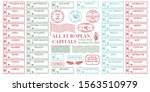 set of vintage textured grange... | Shutterstock .eps vector #1563510979