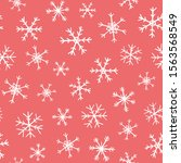 winter holiday vector... | Shutterstock .eps vector #1563568549