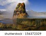 fly geyser   Shutterstock . vector #156372329