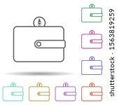 ethereum wallet multi color...