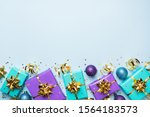 flat lay background for... | Shutterstock . vector #1564183573