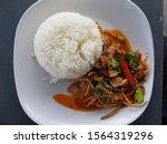 Thai Pad Cha Stir Fried Deer...