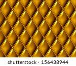 Seamless Gold Diamond Shaped...