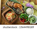 Thai Food As North East Style