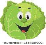 vegetables characters...   Shutterstock .eps vector #1564609000