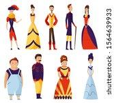 Renaissance Clothing Vector...
