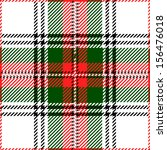 Clan Stewart Tartan Plaid Pattern