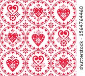 Valentine's Day Vector Seamless ...