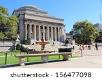 columbia university of new york | Shutterstock . vector #156477098