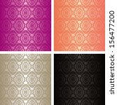 Wallpapers   Set Of Four Color...