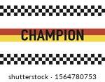 vector illustration racing...   Shutterstock .eps vector #1564780753