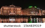 Geneva  Switzerland   November...