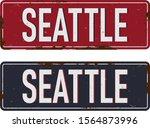 Seattle Washington Usa Travel...