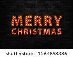 vector realistic isolated neon... | Shutterstock .eps vector #1564898386