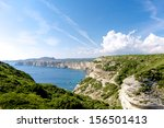 Bonifacio  Corsica  France...