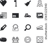 web vector icon set such as  ui ...