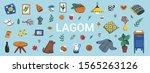 lagom. concept of scandinavian...   Shutterstock .eps vector #1565263126