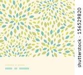 leaf texture horizontal border... | Shutterstock .eps vector #156529820