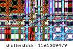 elegant abstract illustration... | Shutterstock . vector #1565309479