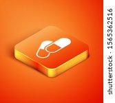 isometric medicine pill or... | Shutterstock .eps vector #1565362516