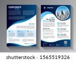 business abstract vector... | Shutterstock .eps vector #1565519326