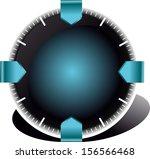 technical support button | Shutterstock .eps vector #156566468
