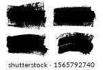 brush strokes. vector... | Shutterstock .eps vector #1565792740