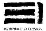 brush strokes. vector...   Shutterstock .eps vector #1565792890