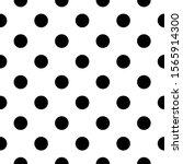 seamless pattern. circles... | Shutterstock .eps vector #1565914300