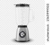 vector 3d realistic electric... | Shutterstock .eps vector #1565999503
