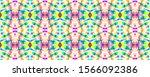 colorfulshibori pattern. green...   Shutterstock . vector #1566092386
